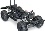 RC model auta Traxxas TRX-4 Land Rover Defender: Šasi