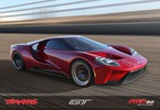 RC auto Traxxas Ford GT 1:10: Wallpaper