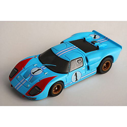 AFX Ford GT40 #1 Miles