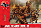 Classic Kit figurky WWII Russian Infantry 1:72
