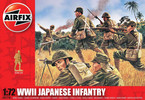 Classic Kit figurky WWII Japanese Infantry 1:72