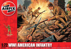Classic Kit figurky WWI American Infantry 1:72