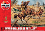 Classic Kit figurky WWI Royal Horse Artillery 1:72