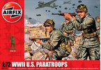 Classic Kit figurky WWII US Paratroops 1:72