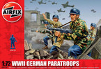 Classic Kit figurky WWII German Paratroops 1:72