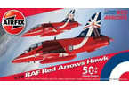 Classic Kit letadlo Red Arrows Hawk 1:72