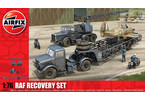 Classic Kit diorama RAF Recovery Set 1:76