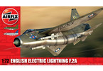 Classic Kit letadlo English Electric Lightning F2A 1:72