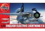 Classic Kit letadlo English Electric Lightning F6 1:72