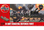 Classic Kit diorama D-Day Coastal Defence Fort 1:72