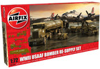 Airfix diorama USAAF 8TH Airforce Bomber Resupply Set (1:72)