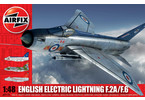 Classic Kit letadlo English Electric Lightning F2A/F6 1:48