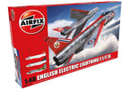 Classic Kit letadlo English Electric Lightning F1/F1A/F2/F3 1:48 reedice