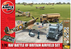 Gift Set diorama RAF Battle of Britain Airfield Set 1:76