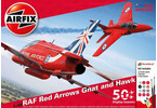 Gift Set letadlo Red Arrows 50 Display Season 1:48