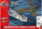Gift Set letadlo Dogfight Double B5N Kate / Wildcat F4F-4 1:72 nová forma