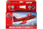 Airfix Starter Set Hunting Percival Jet Provost T.4 (1:72)
