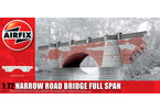 Classic Kit budova Narrow Road Bridge Full Span 1:72