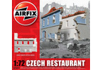 Classic Kit budova Czech Restaurant 1:72