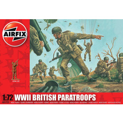 Classic Kit figurky WWII British Paratroops 1:72