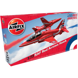 Classic Kit letadlo RAF Red Arrows Hawk (1:72)