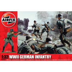 Classic Kit figurky WWII German Infantry 1:32