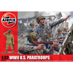 Classic Kit figurky WWII U.S. Paratroopers 1:32