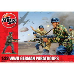 Classic Kit figurky WWII German Paratroopers 1:32