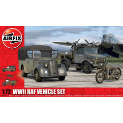 Classic Kit military RAF Vehicles 1:72