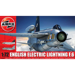 Airfix English Electric Lightning F6 (1:72)