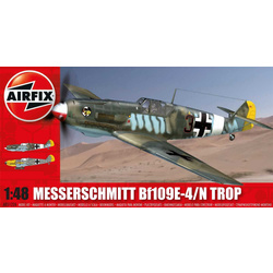 Classic Kit letadlo Messerschmitt Bf109E- Tropical 1:48