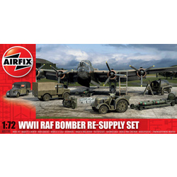 Classic Kit diorama Bomber Re-supply Set 1:72