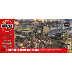 Gift Set diorama D-Day Operation Overlord Giant 1:76