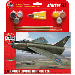 Airfix English Electric Lightning F2A (1:72) (set)
