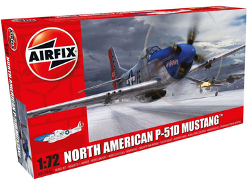 Airfix P-51D Mustang North America (1:72) / AF-A01004A