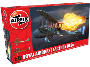 Airfix Royal Aircraft Facility BE2C (1:72) / AF-A02101