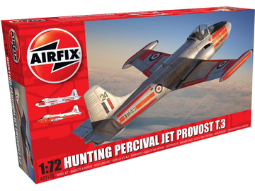 Airfix Hunting Percival Jet Provost T.3/T.3a (1:72) / AF-A02103