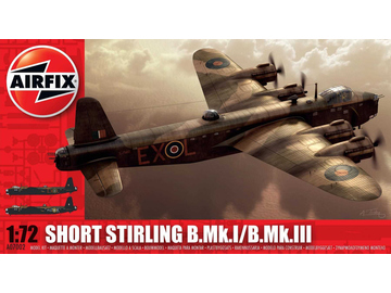 Airfix Short Stirling BI/III (1:72) / AF-A07002