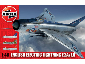 Airfix English Electric Lightning F2A/F6 (1:48) / AF-A09178