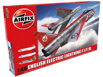 Airfix English Electric Lightning F1/F1A/F2/F3 (1:48) reedice / AF-A09179