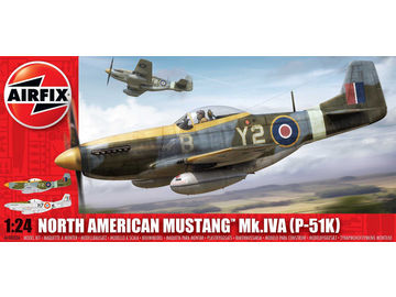 Airfix North American Aviation P-51K/RF Mustang (1:24) / AF-A14003A