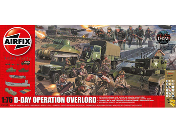 Airfix diorama D-Day Operation Overlord Giant (1:76) / AF-A50162