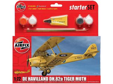Airfix de Havilland D.H.82a Tiger Moth (1:72) (set) / AF-A55115