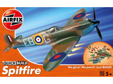 Airfix Quick Build Supermarine Spitfire / AF-J6000