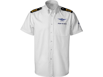 Antonio Live & Fly - Košile PILOT ON DUTY XL / ANT0310940016