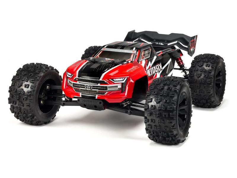 Arrma Kraton 6S BLX 1:8 4WD RTR červená