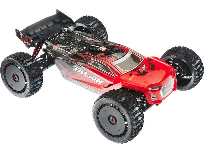 Arrma Talion 6S BLX 1:8 4WD RTR červená
