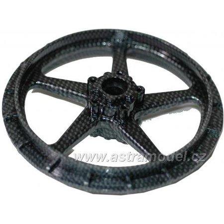 M5 Tuning - disk kola přední karbon