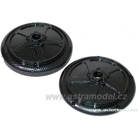 M5 Tuning - disk kola zadní karbon