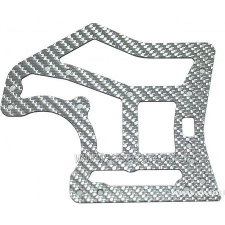 M5 Tuning - hlavní šasi stříbrná